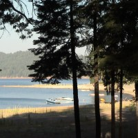 Rocky Point Campground, Lake Almanor, Canyon Dam, CA