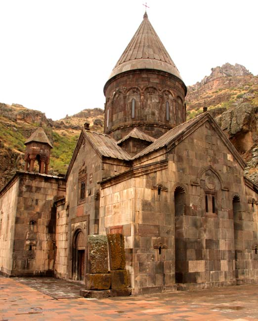 Geghard Armenian church