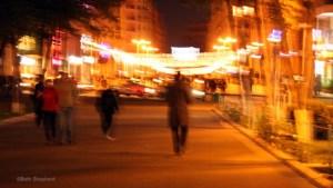 Yerevan at night Armenia