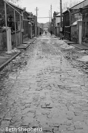 Gyumri Armenia street