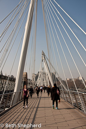 Millennium Bridge London