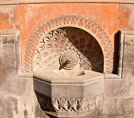 Gyumri fountain