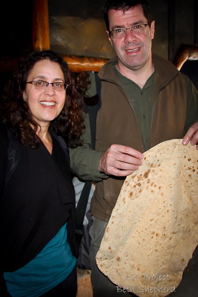 Armenian lavash