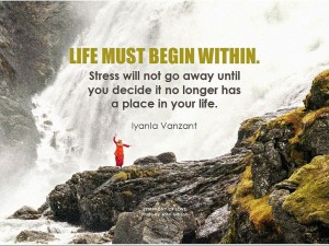 Stress Within Or Without