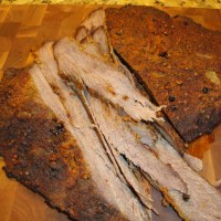 Grass-Fed/Grass-Finished E-Z Oven BBQ Beef Brisket