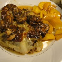 Grass Fed Beef & Chia Cabbage Rolls; Paleo, Gluten Free, Low Carb