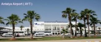 Antalya lufthavn