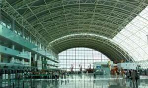 Izmir lufthavn