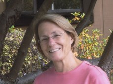 Pam at her parents house in Williamstown, MA in 2009