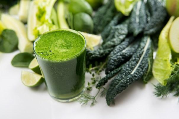 Bladgrønnsaker reduserer risikoen for grønt stær (glaukom).