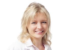 Tanja Kalchenko, lege og leder i Helsepersonell for plantebasert kosthold