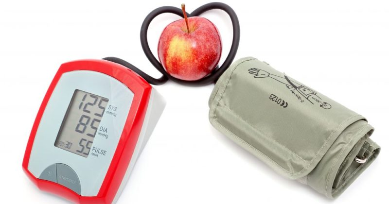 høyt blodtrykk påvirkes va kostholdyt blodtrykk