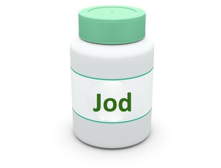 Jod - hovedkilden internasjonalt er jodberiket salt