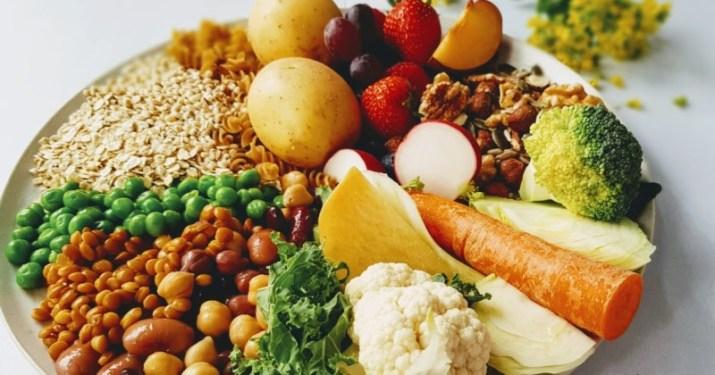grønn-middelhavskosthold-matvarer