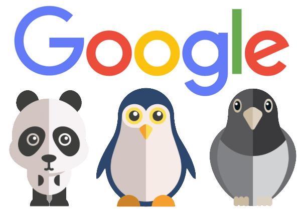 google-panda-pengiun-pigeon