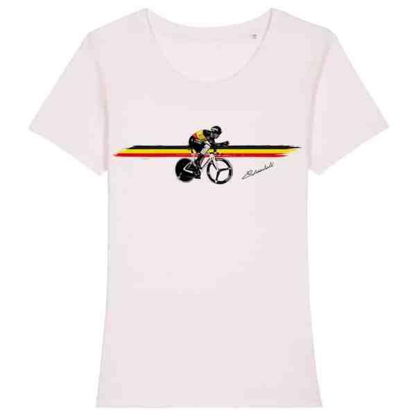 t shirt dames TT champ