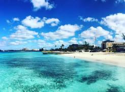 Junkanoo Beach and the Caribbean