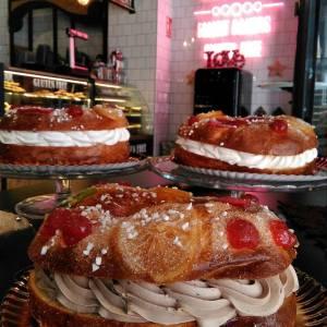 Roscón de Reyes Sin Gluten