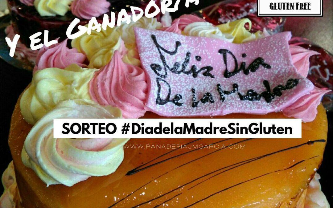 Ganador/a del Sorteo Día de la Madre Sin Gluten #DiadelaMadreSinGluten