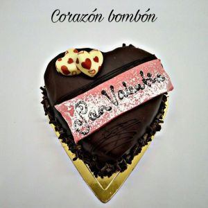 Tarta-San_Valentin-Sin_Gluten-choco-sin_lactosa-www.panaderiajmgarcia.com-Alicante