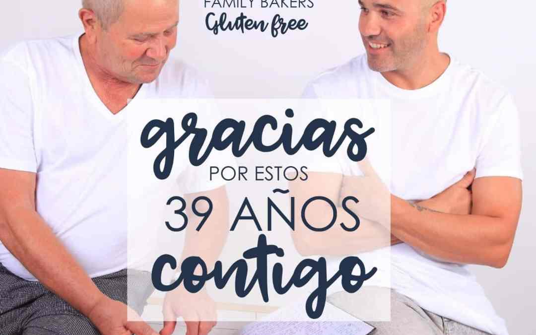 39 Aniversario Sin Gluten