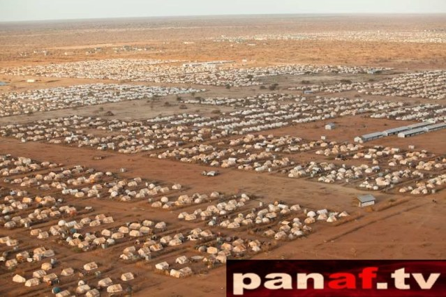 Largest Refugee Camp Dadaab