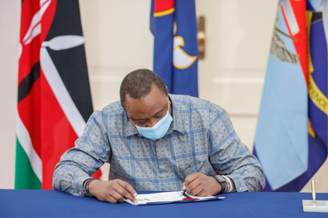 Kenya:Surge in Covid-19 cases forces Uhuru to convene special ...