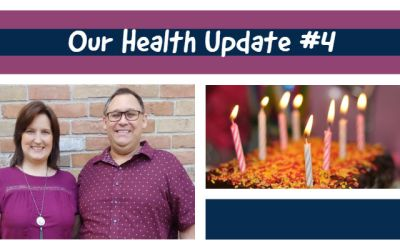 Our Health Update #4