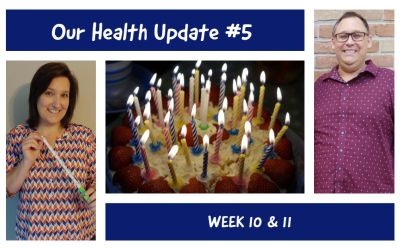 Our Health Update #5
