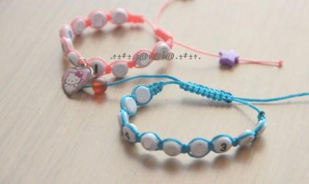 bracelet numéro de téléphone macramé (5)
