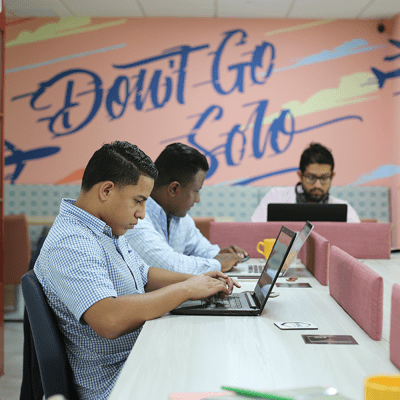 Panal Coworking Guayaquil