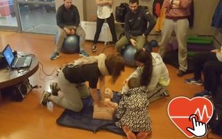 Reanimación cardiopulmonar (RCP), sistema social de alerta temprana