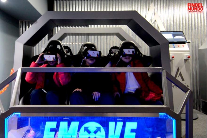 Producción de videos en 360º para Experiencia Antártica en realidad virtual