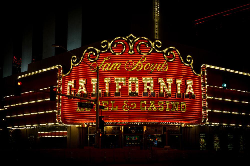 California Las Vegas