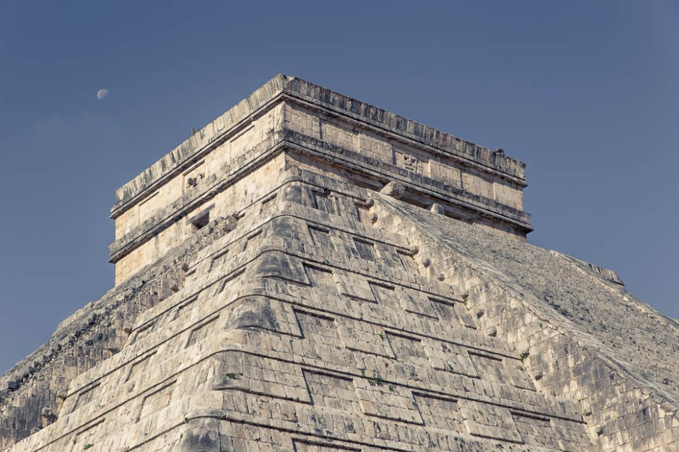 Not that we are saying Chichen Itza isn't an impressive place.