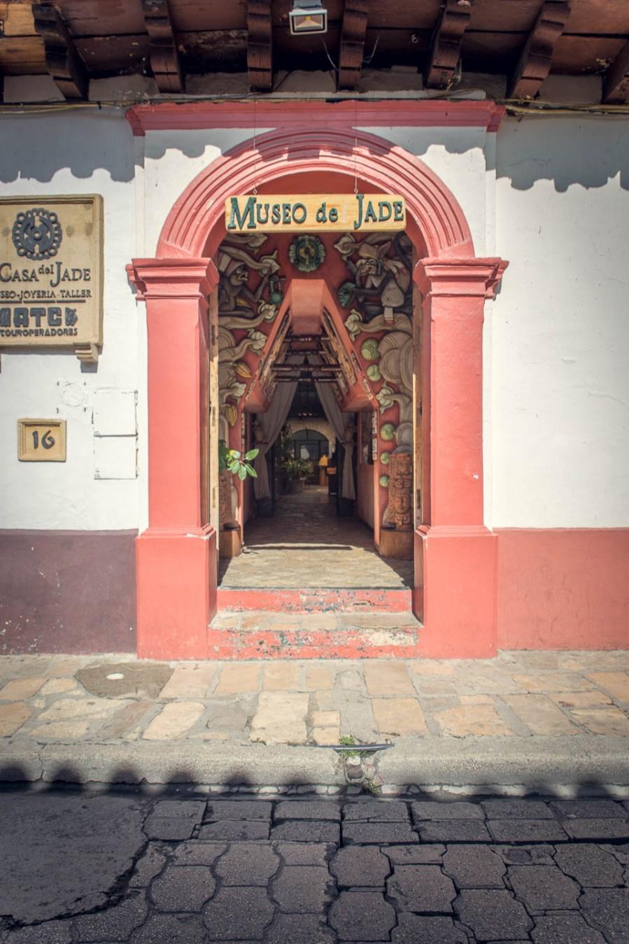 The Jade Museum.