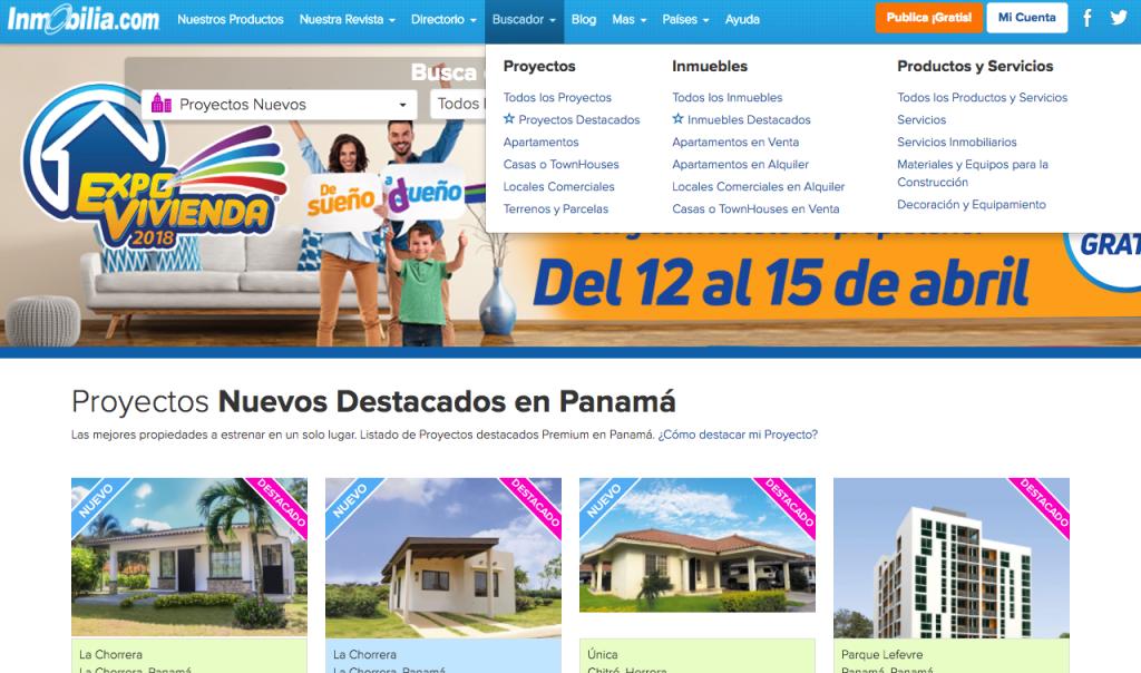 Apartamentos En Venta y Apartamentos en Alquiler En Panama - Inmobilia.com