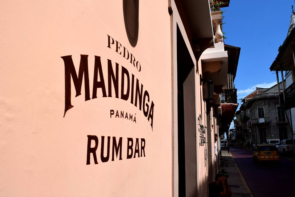 Pedro Mandinga Rum Bar in Casco Viejo is located on Avenida A between Calle 9 and 8 West