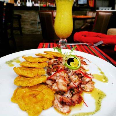 The Nazca 21 Restaurant brings Peru to Panama