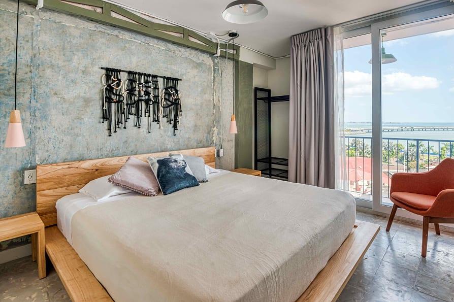 habitación privada en Selina Casco Viejo
