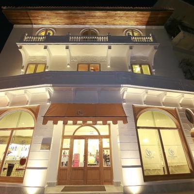 Villa Palma Boutique Hotel, Italian Opulence in Casco Viejo