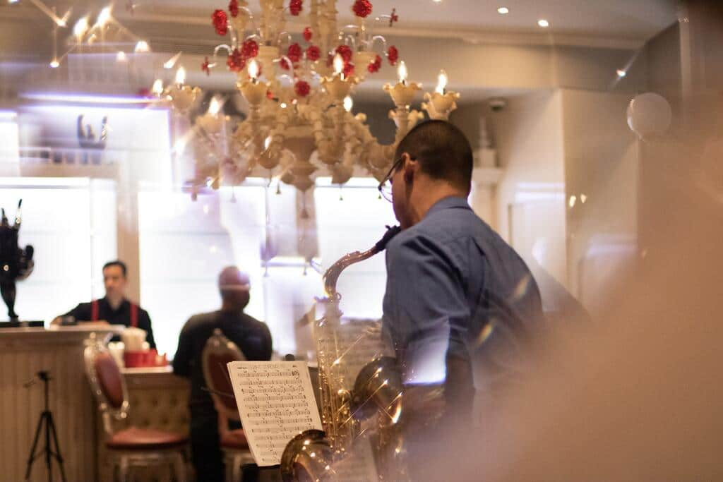 Jazz at Villa Palma Boutique Hotel