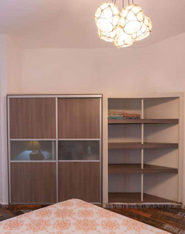 closet of bedroom in Charming Apartment in Casco Viejo