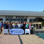 Congratulations to Cox Pools, 12216 Panama City Beach Pkwy. on celebrating their 60th Year Anniversary in business!