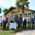 Chamber ambassadors gather to celebrate the grand opening of El Jaliciense.