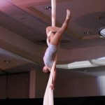 Aerial Dance PC performs at 2018 Annual Dinner and Awards Ceremony. — at Edgewater Beach & Golf Resort by Resort Collection.