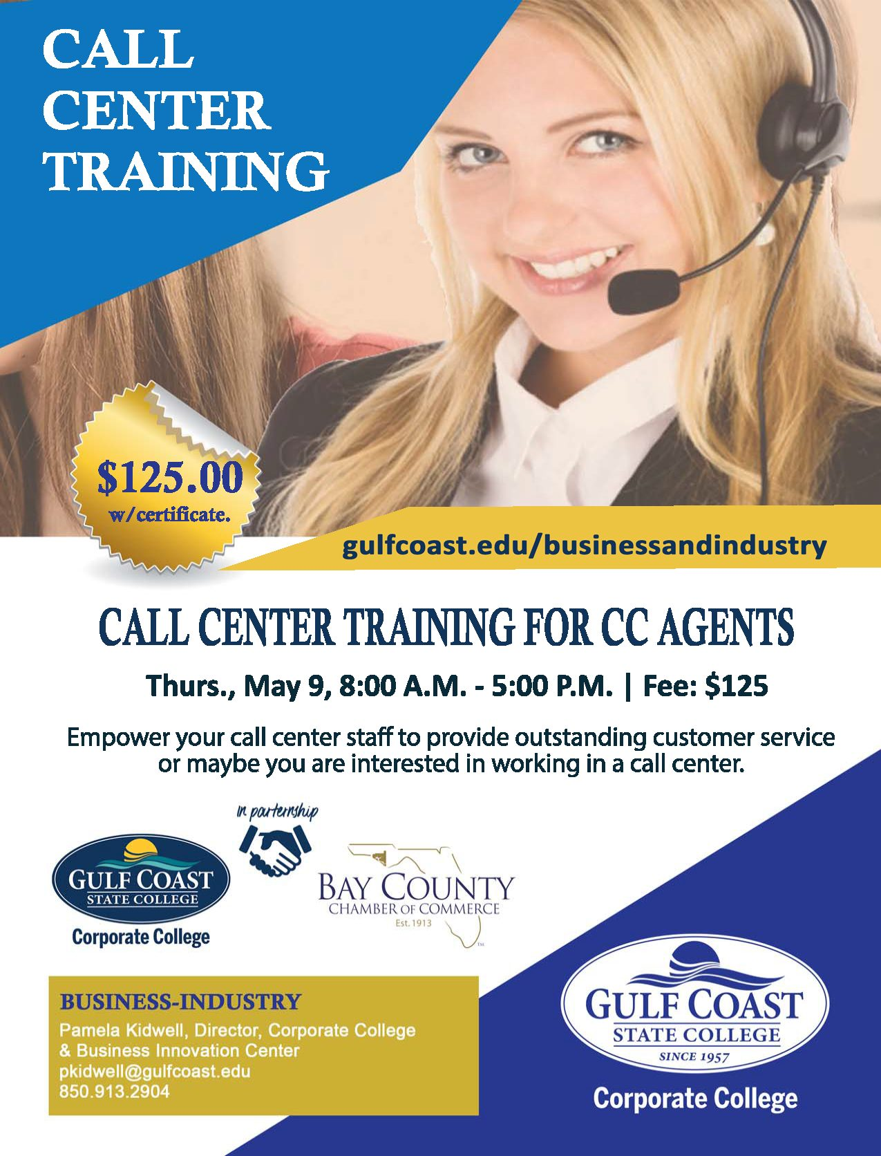 This course will help call center agents learn to make the most of their telephone-based work, including understanding the best ways to listen and be heard.