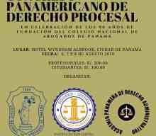 XXIX Congreso Panamericano de Derecho Procesal