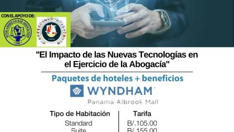 CONGRESO INTERNACIONAL: Paquetes de Hoteles + Beneficios.