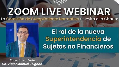 EL ROL DE LA NUEVA SUPERINTENDENCIA DE SUJETOS NO FINANCIEROS